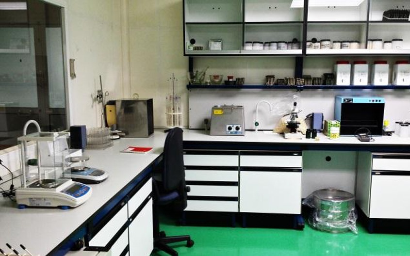 Laboratorio, Laboratory
