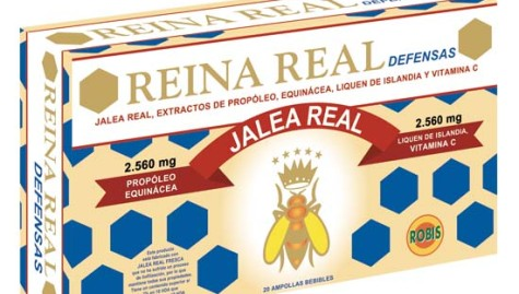 Reina real defensas Royal queen defenses