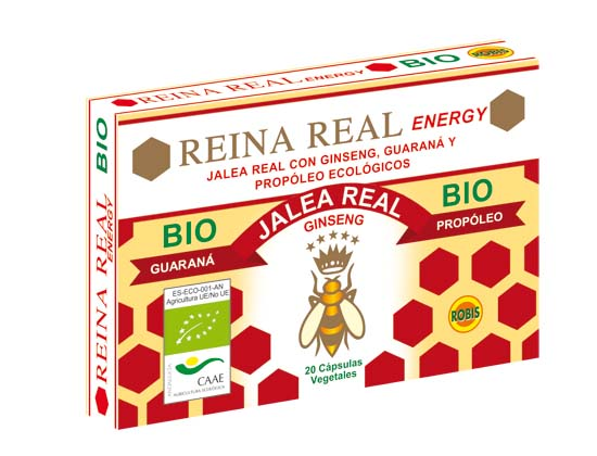 Jalea Real Reina Real Energy BIO, Royal Jelly Reina Real Energy BIO