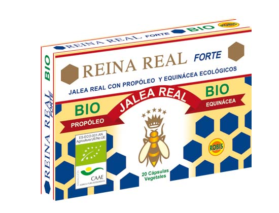 Jalea Real Reina Real Forte BIO, Royal Jelly Reina Real Forte BIO