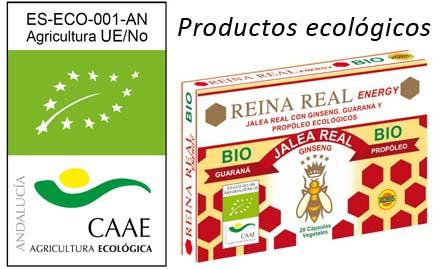 complementos alimenticios ecologios
