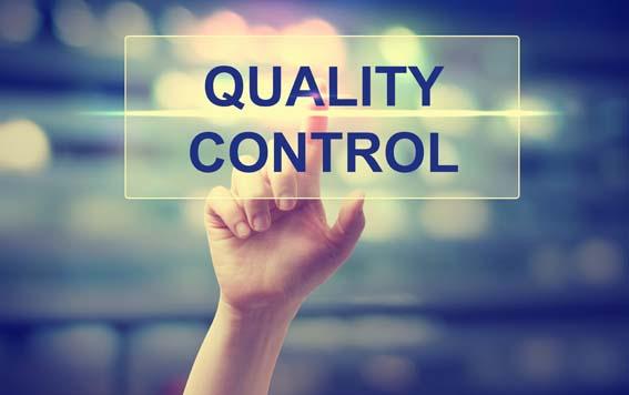 Robis Quality Control