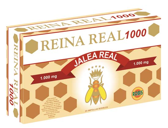 Jalea Real Reina Real 1000, Royal Jelly Reina Real 1000