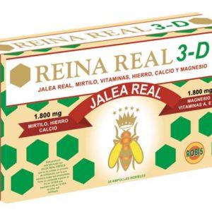 Reina Real 3-D