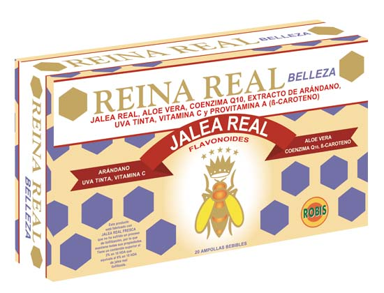 Jalea Real Reina Real Belleza, Royal Jelly Reina Real Beauty