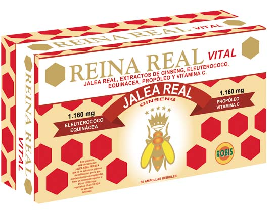 Jalea Real Reina Real Vital, Royal Jelly Reina Real Vital