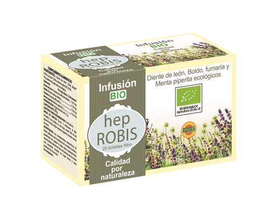Infusion (food Supplement) Of Ecological Dandelion (Taraxacum Officinale Weber), Ecological Boldo (Peumus Boldus Molina), Ecological Fumitory (Fumaria Officinalis L.) And Organic Peppermint (Mentha X Piperita L.).
