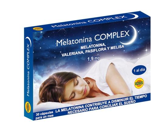 Melatonina Complex 1,9 Mg