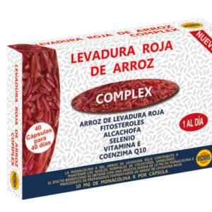 Levadura Roja De Arroz