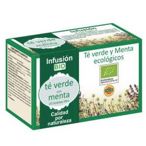 Chá Verde Com Hortelã BIO
