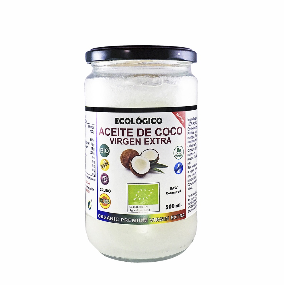ECOLOGICAL COCONUT OIL