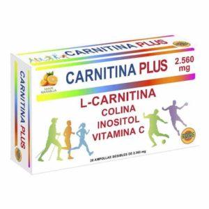 Carnitina Plus