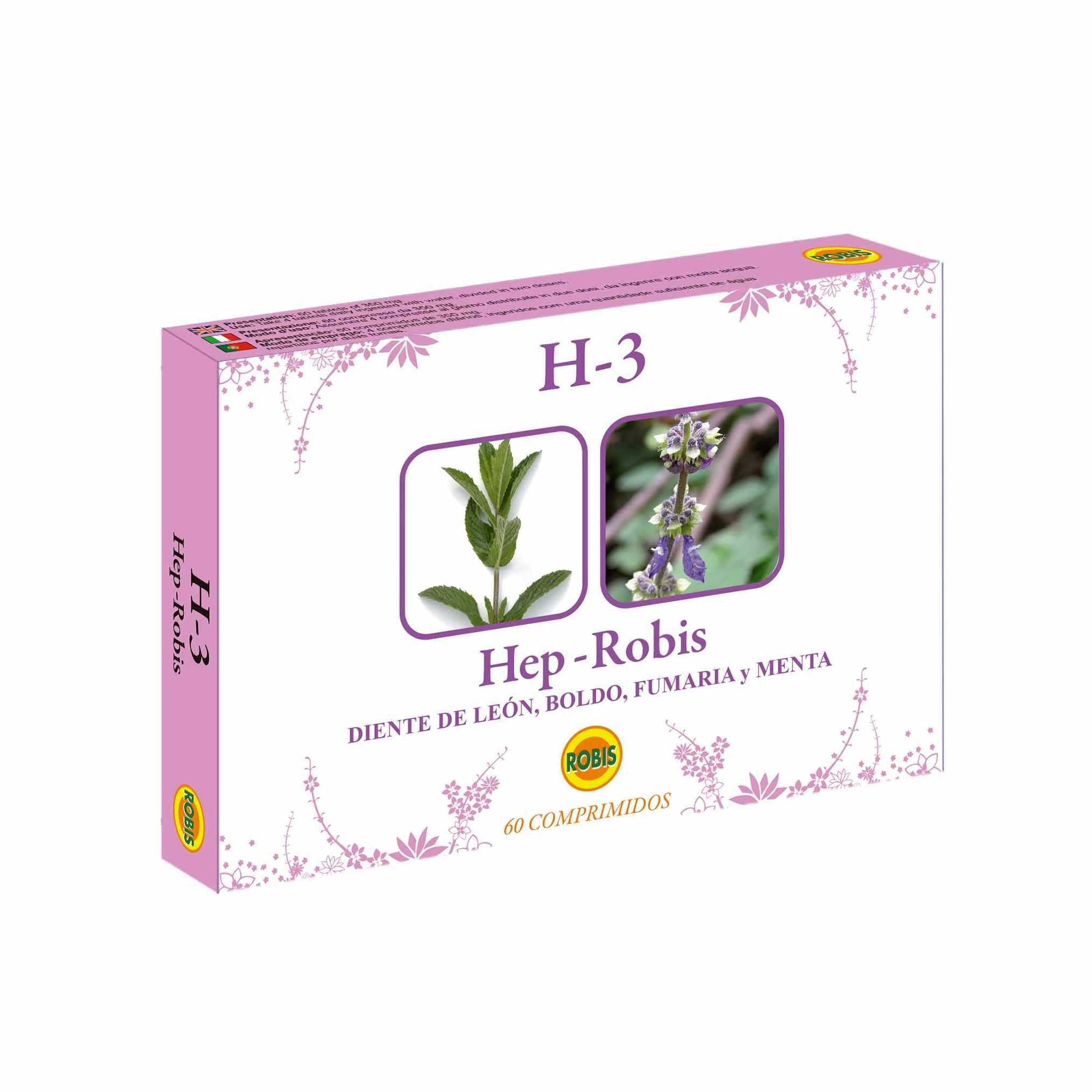 Hep-Robis H3