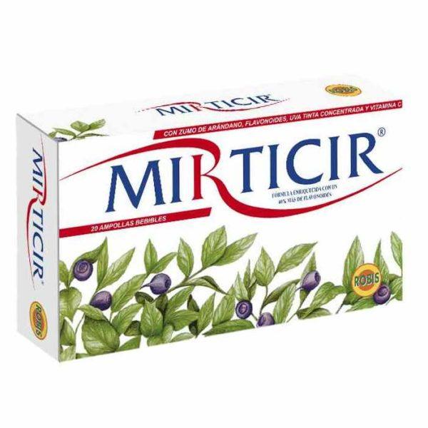 MIRTICIR AMPOLLAS