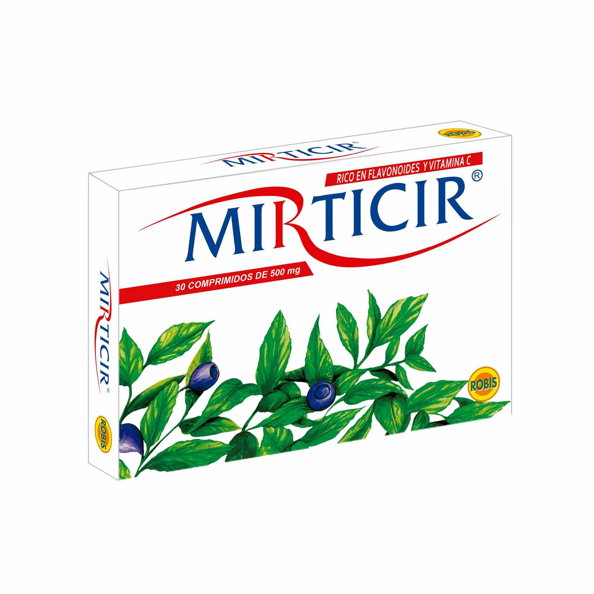 Mirticir Compresse