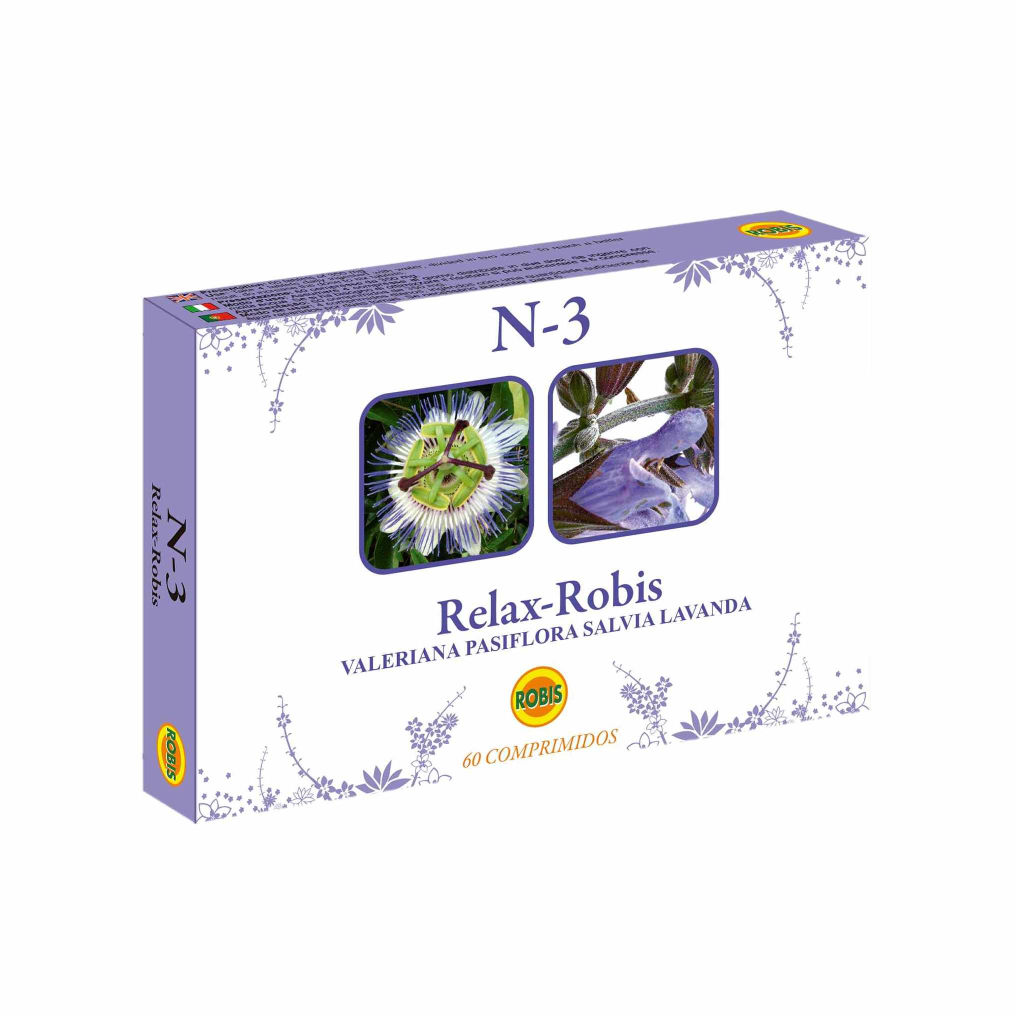 N-3 Relax Robis