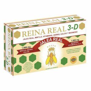 REINA REAL 3D