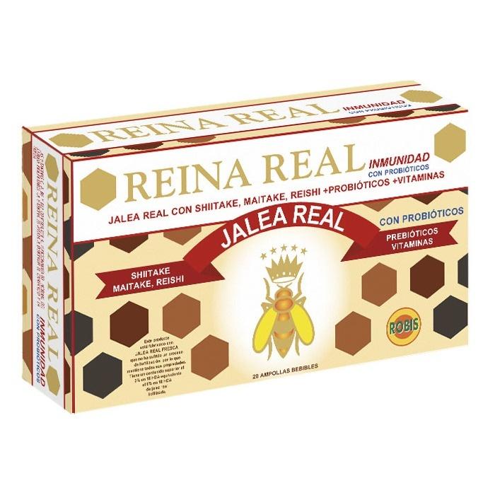 Reina Real Immunity
