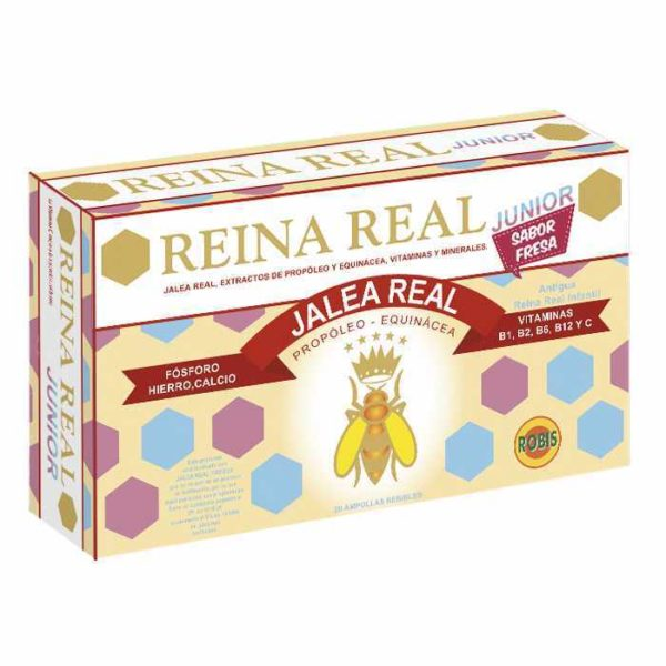 REINA REAL JUNIOR