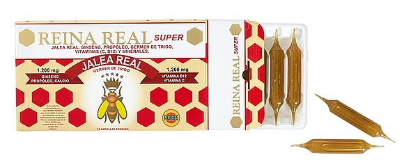 Reina Real Super Royal Jelly