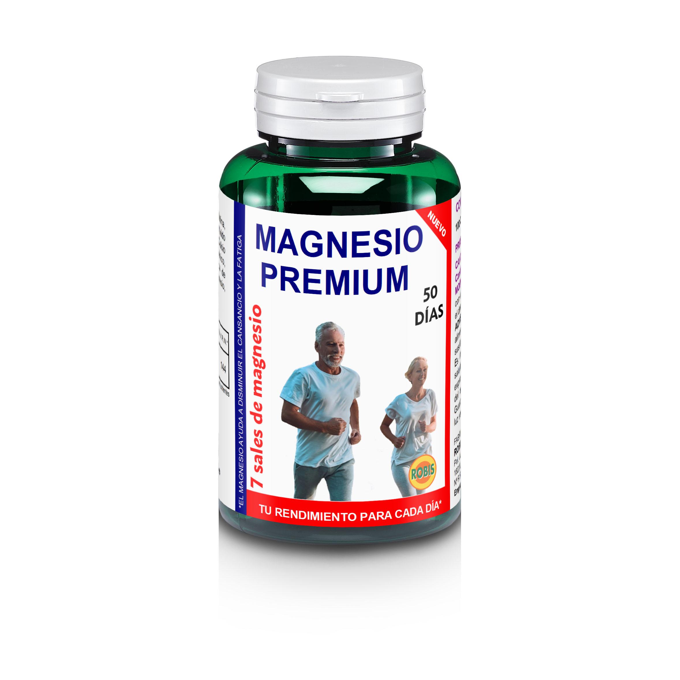 Magnesio Premium